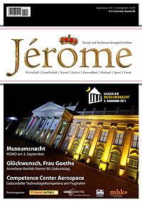 Jerome Ausgabe 09/11