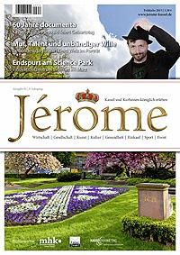 Jerome Ausgabe 01/15