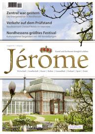 Jerome Ausgabe 02/14