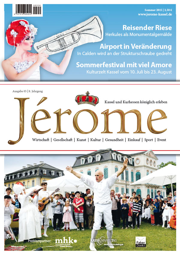 Jerome Ausgabe 03/15