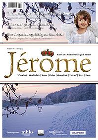 Jerome Ausgabe 05/14