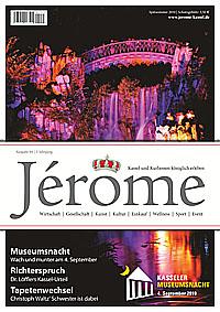 Jerome Ausgabe 09/10