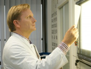 Prof. Dr. med. Ernst Magnus Noah. Foto: Mario Zgoll