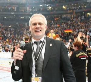 Bernd Kaiser. Foto: Heinz Hartung