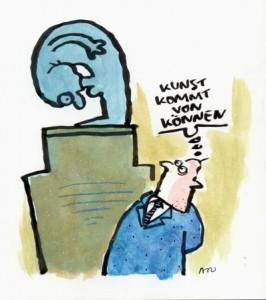 Foto: Caricatura