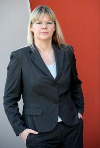 Petra Nagel. Foto: Jörg Lantelmé