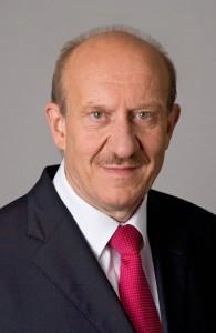 """Von Engpässen will der Chef der Kasseler Sparkasse nichts wissen. """"Unsere Kunden werden nach wie vor mit Krediten versorgt. Eine Kreditklemme gibt es bei uns nicht"""", so Vorstandsvorsitzender Dieter Mehlich."""