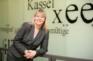 Die Kasseler Journalistin und Autorin Petra Nagel. Foto: Jörg Lantelmé