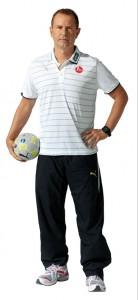 Der neue MT-Trainer Ryan Zinglersen, Foto: Heinz Hartung