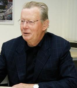 Prof. Dr. Hansjörg Melchior.