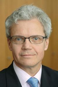 Thilo von Trott zu Solz, Geschäftsführer der Wirtschaftsförderung Region Kassel GmbH