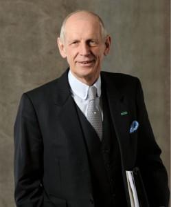 Prof. Dr. h. c. Ludwig Georg Braun, Vorstandsvorsitzender der B. Braun Melsungen AG