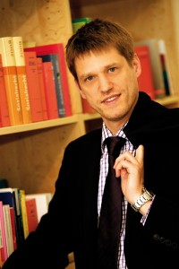 Experte für Internetrecht: Rechtsanwalt Olav Stalling. Foto: Mario Zgoll