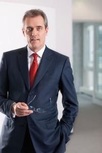Dr. Rainer Seele, Vorstandsvorsitzender der Wintershall Holding GmbH
