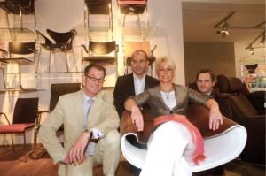 Das Team von Plath Raumkultur.
