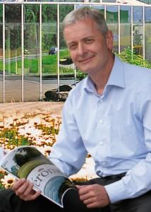 Conrad Fischer, Inhaber der Bernecker Mediagruppe