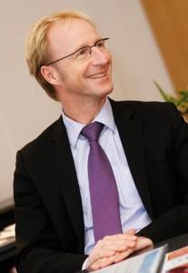 KVG-Vorstand Dr. Thorsten Ebert. Foto: Mario Zgoll