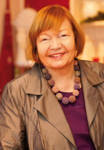 Helga Schwedes-Mand, Präsidentin des Einzelhandelsverbandes Hessen-Nord