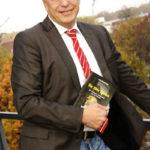 """Horst Seidenfaden mit seinem neuen Kassel-Krimi """"Die Akte Tristan"""""""