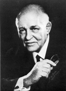 Prof. Dr. Heinrich Otto Kalk. Foto: Archiv Kasseler Klinik