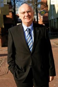 Professor Rolf-Dieter Postlep.