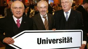 40 Jahre Uni Kassel: Offen für Herausforderungen