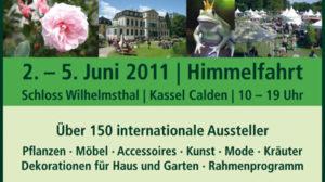 Karten gewinnen: Gartenfest vom 2. bis 5. Juni