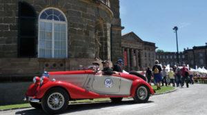 Herkules-Bergpreis: Die automobilen Träume kehren zurück