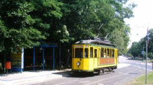 Oldie-Tram der KVG fährt wieder