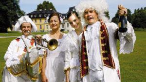 Überflieger und Himmelsstürmer – Kultursommer Nordhessen lustvoll kreativ
