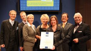 Kundenchampion 2011: Müller+Partner ausgezeichnet