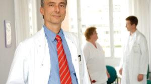 Professor Dr. Dimpfl leitet Frauenklinik seit zehn Jahren
