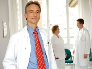 Professor Dr. Thomas Dimpfl. Foto: Mario Zgoll