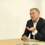 Dipl.-Ing. Achim Westermann ist seit vielen Jahren der gestalterische Kopf bei Neubau- und Sanierungsprojekten der IMMOVATION AG und neue Kraft in deren Vorstand. Foto: Archiv/nh
