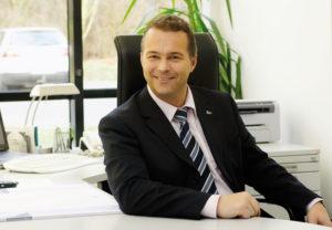 Ralf Spohr, Verlagsleiter der Bernecker Mediagruppe