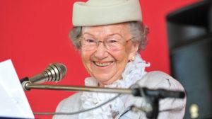 """Frau Goethe"" feierte ihren 90. Geburtstag"