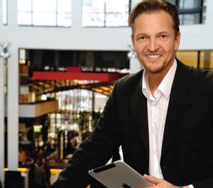 Social Media-Experte Lars Bossemeyer. Foto: Mario Zgoll