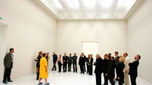 Nach dem Umbau: Neue Galerie vor neuen Ufern