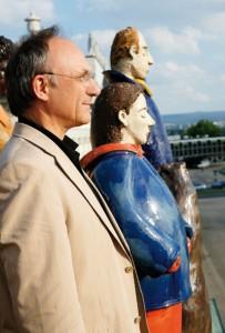 Bernd Leifeld. Foto: Mario Zgoll