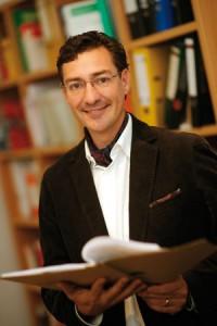 Rechtsanwalt Leander van Velzen. Foto: Mario Zgoll