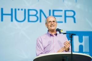 Der scheidende Geschäftsführer Reinhard Hübner. Foto: nh