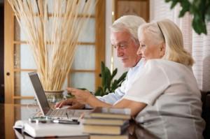 Demografischer Wandel: Die Altersstruktur unserer Gesellschaft wird sich in den nächsten Jahren deutlich zu Gusten der Älteren verändern. Foto: istockphoto.com