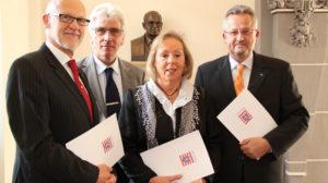 Klemens Diezemann erhält Ehrenbrief des Landes Hessen