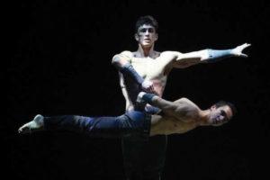 Das Festival der besten Artisten zeigt einmal mehr Akrobatik vom Feinsten. Foto: nh