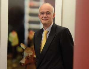 """Kirix-Manager Jochen Prawitt: """"Schon lange bevor es in Mode kam, haben wir für unsere Mandanten Währungsanleihen stabiler Staaten wie Norwegen, Dänemark oder auch Australien erworben."""" Foto: nh"""