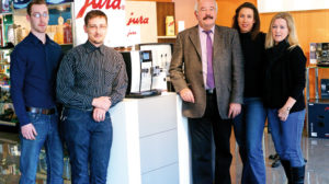 Machmar GmbH: Nordhessens Kaffeeautomaten-Pioniere