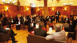Kamingespräche: Netzwerk Hessen-China im Schloss Waldeck