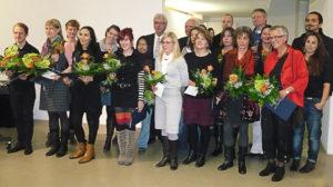 Anstiftung und Ovationen: Kasseler Kunstpreis 2011