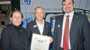 Wirtschaftsjunioren Deutschland zeichnen Sonja Trieschmann aus