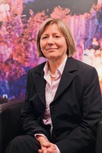 Angelika Hüppe, Geschäftsführerin Kassel Marketing GmbH